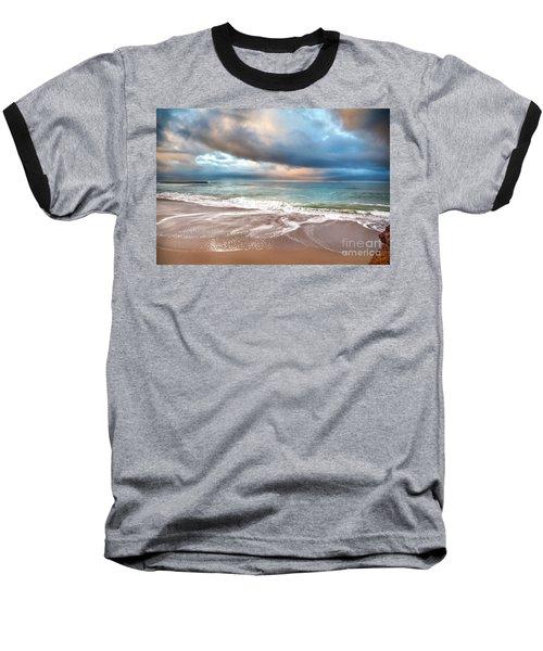 Wonderland Baseball T-Shirt by David Millenheft