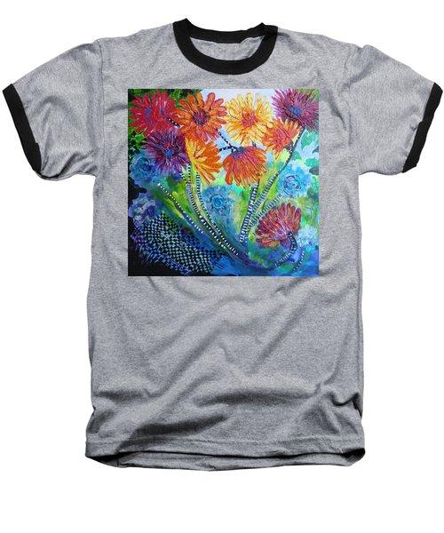 Wonderland Garden Baseball T-Shirt