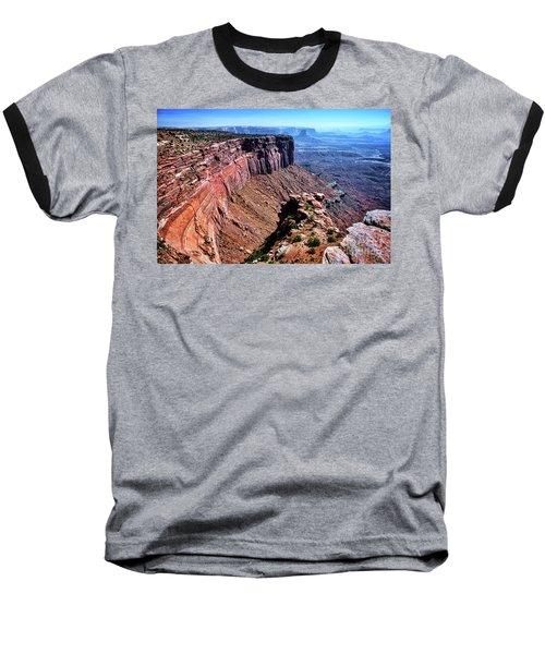 Wonderland In Utah Baseball T-Shirt