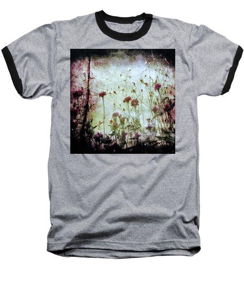 Wonderland Baseball T-Shirt by Trish Mistric