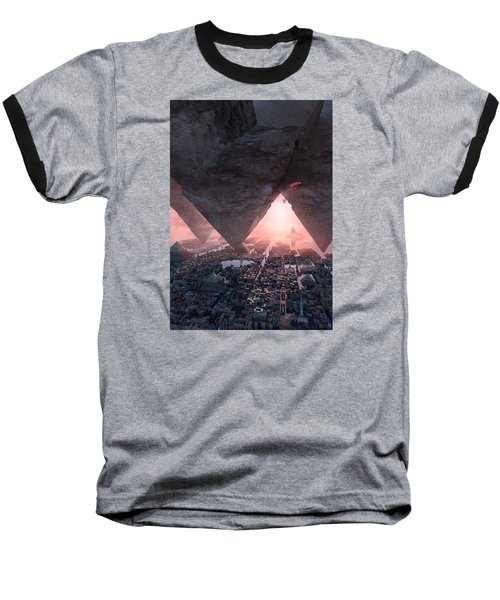 wonders great pyrimaid of Giza Baseball T-Shirt