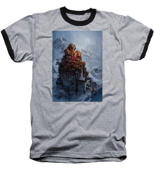 Wonders Holy Temple Baseball T-Shirt