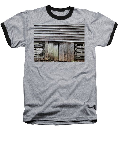 Wood Baseball T-Shirt