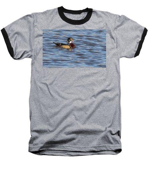 Wood Duck Baseball T-Shirt