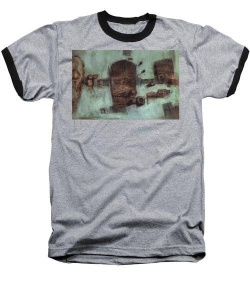 Symbol Mask Painting - 05 Baseball T-Shirt