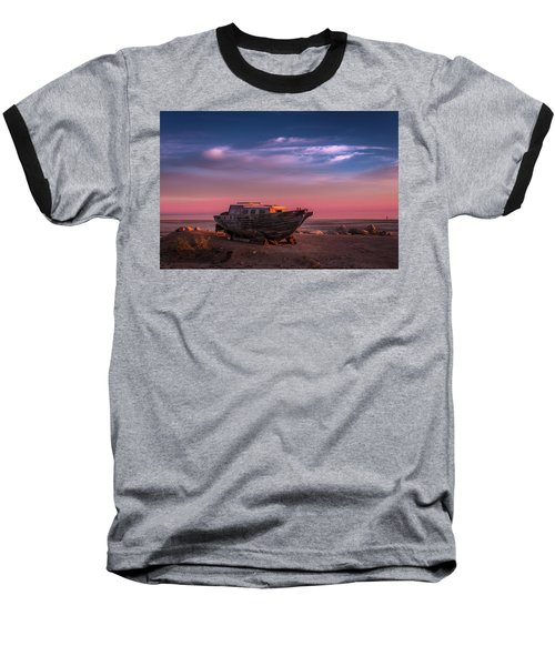 Wooden Boat Baseball T-Shirt