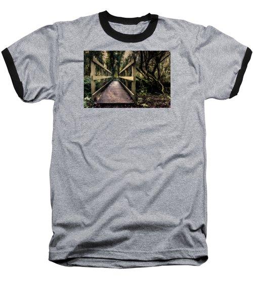 Wooden Bridge Baseball T-Shirt