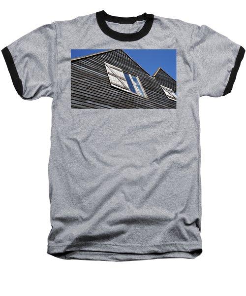 Wooden Baseball T-Shirt
