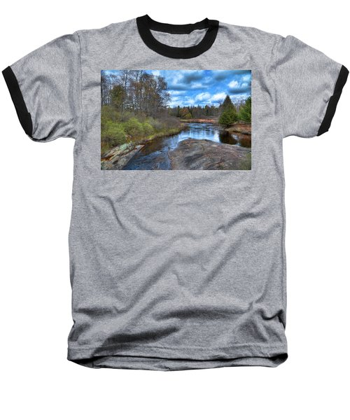 Woodhull Creek In May Baseball T-Shirt
