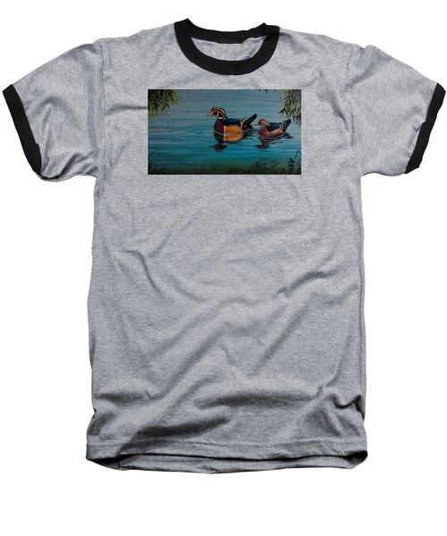 Woodies Baseball T-Shirt