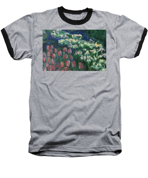 Woodland Field Baseball T-Shirt