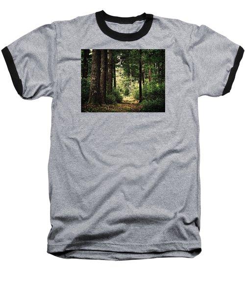 Woodland Hush Baseball T-Shirt
