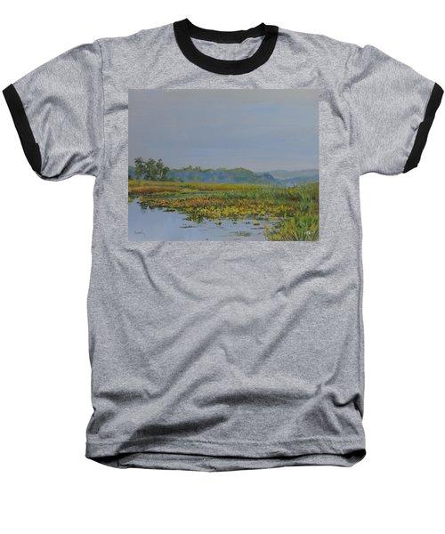 Woodland Lake Baseball T-Shirt
