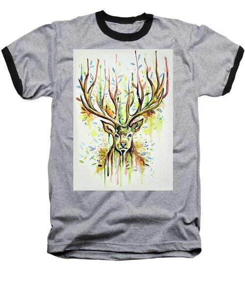 Woodland Magic Baseball T-Shirt