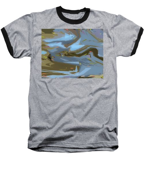Woodland Stream Baseball T-Shirt