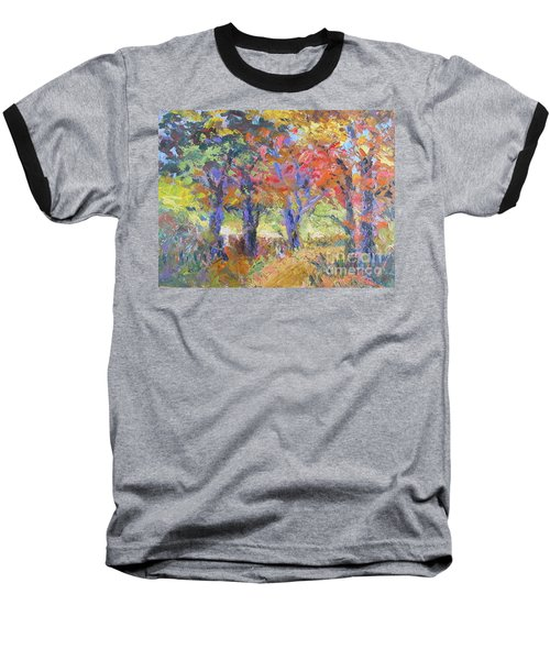 Woodland Walk Baseball T-Shirt