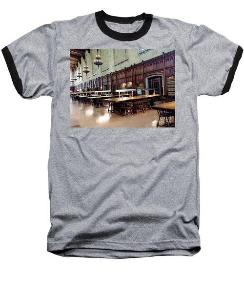 Woodwork Baseball T-Shirt