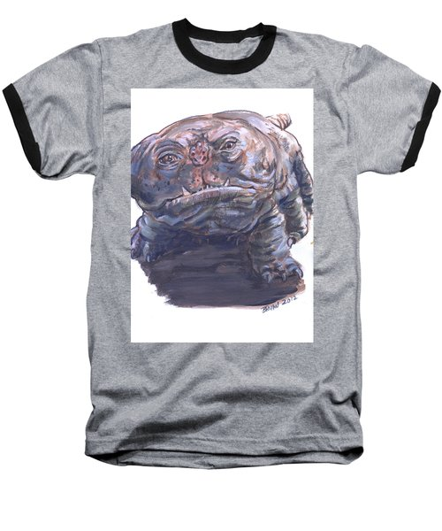 Woola Baseball T-Shirt
