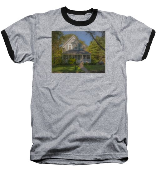 Wooster Family Home Baseball T-Shirt