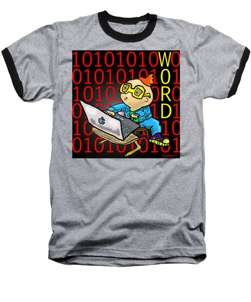 Word Baseball T-Shirt