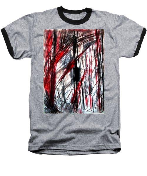 Words Baseball T-Shirt