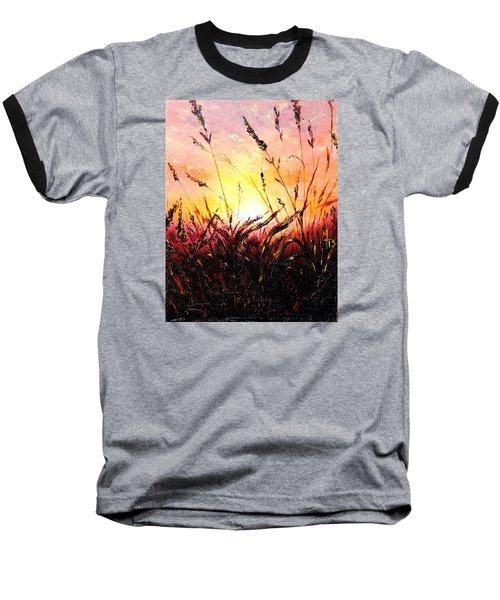 Words Like Fire Baseball T-Shirt