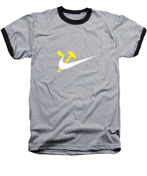 Work And Consume  Baseball T-Shirt