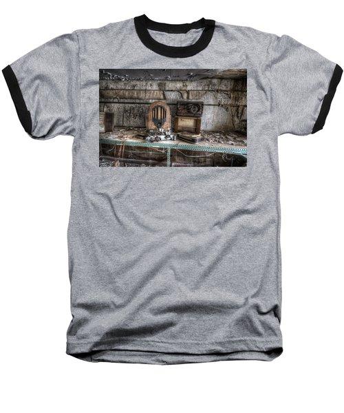 Work Time Baseball T-Shirt