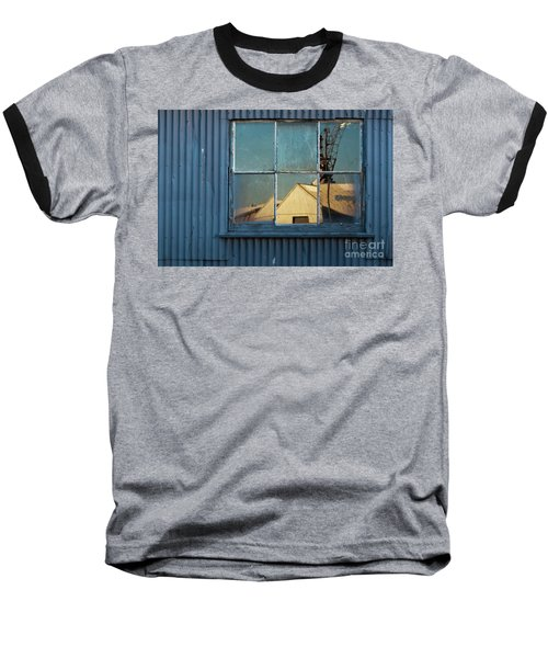 Baseball T-Shirt featuring the photograph Work View 1 by Werner Padarin