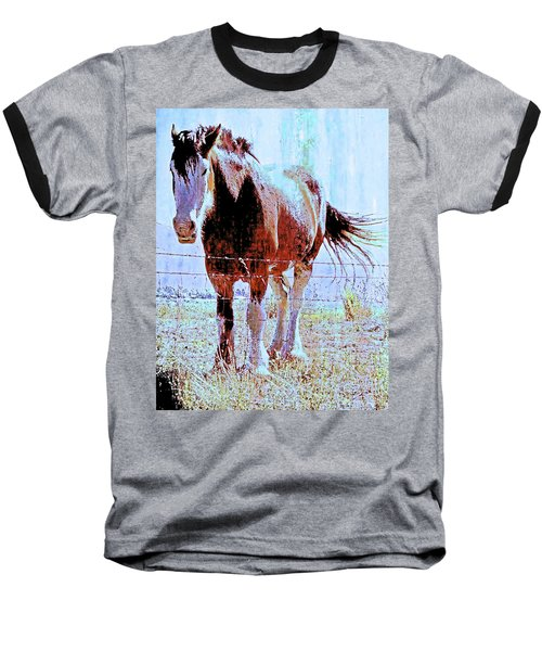 Workhorse Baseball T-Shirt
