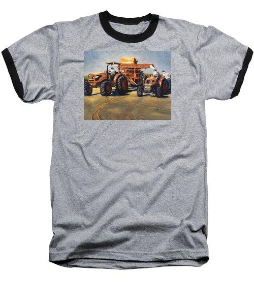 Workin' At The Ranch Baseball T-Shirt