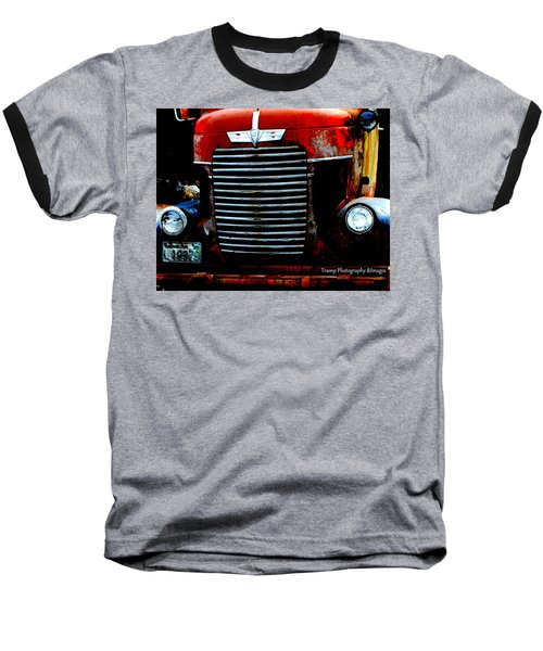 Working Baseball T-Shirt