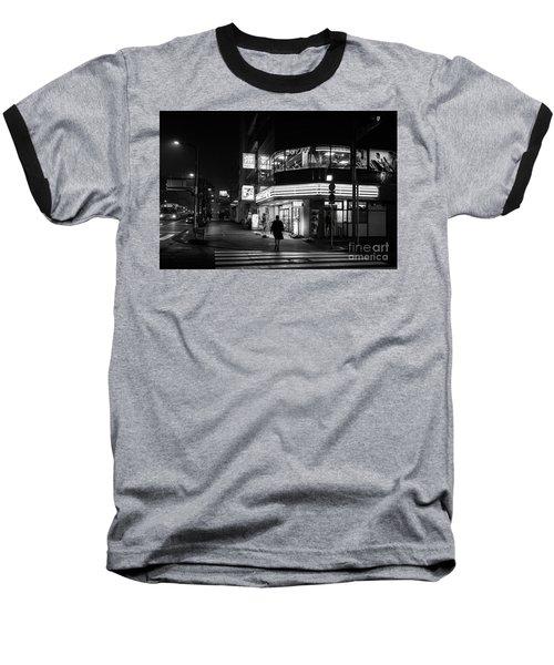 Workout The Night, Tokyo Japan Baseball T-Shirt