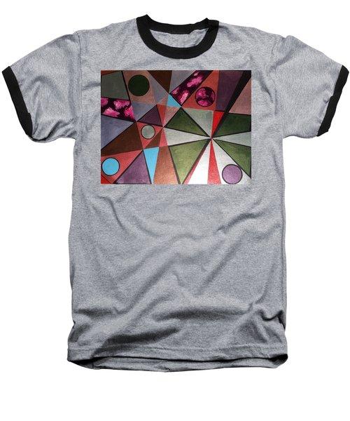 World In Mind Baseball T-Shirt