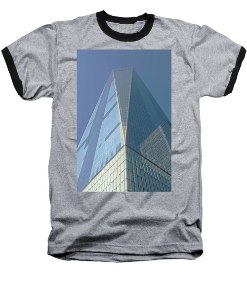 World Trade Center 2016 Baseball T-Shirt