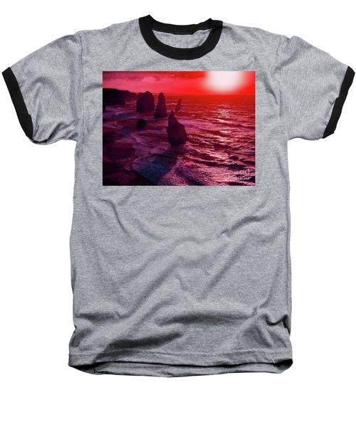 World's End Baseball T-Shirt
