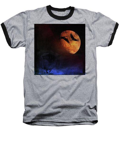 World's Fair Birds Baseball T-Shirt