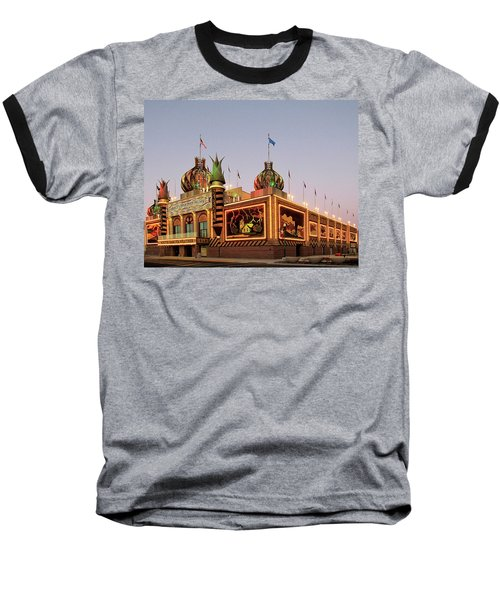 World's Only Corn Palace 2017-18 Baseball T-Shirt