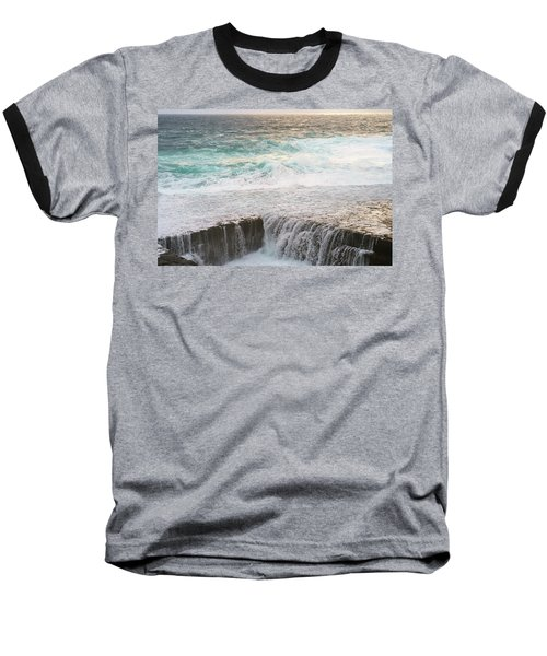 Worm Hole  Baseball T-Shirt