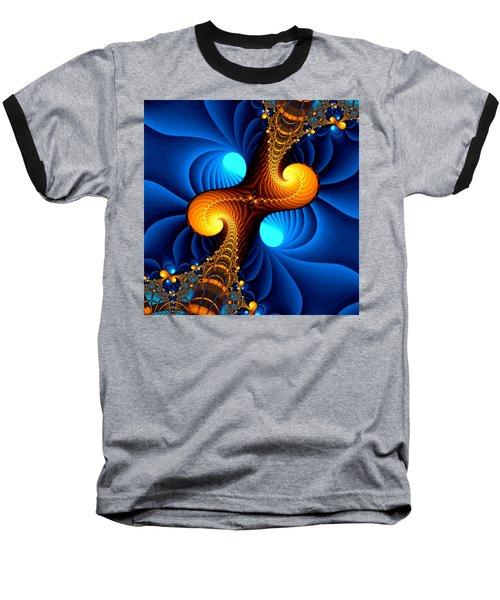 Wormhole Baseball T-Shirt