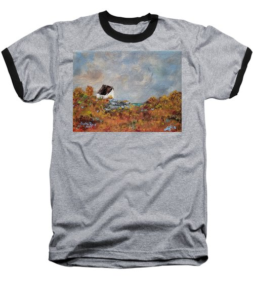 Worth The Climb Baseball T-Shirt