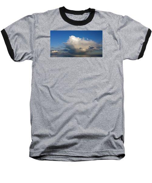 Worthing  Cloudscape1 Baseball T-Shirt