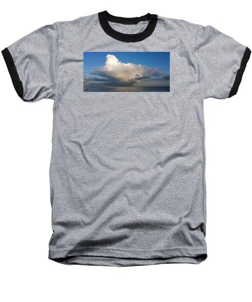 Worthing Cloudscape2 Baseball T-Shirt