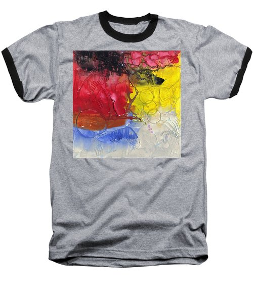 Wounded Baseball T-Shirt by Phil Strang