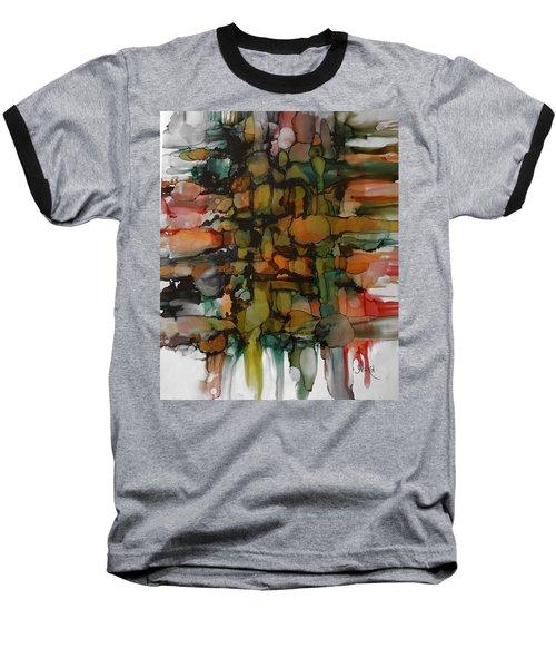 Woven Baseball T-Shirt by Alika Kumar