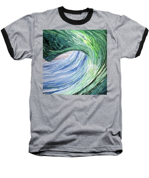 Wrap Around Baseball T-Shirt