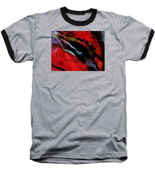 Wrap It Up Winter Baseball T-Shirt by Lisa Kaiser