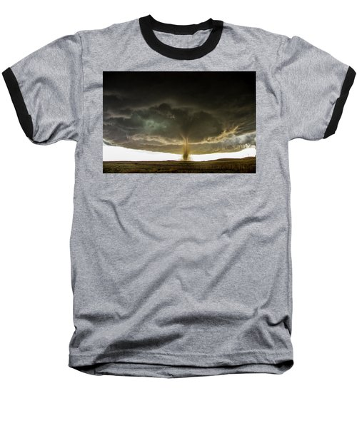 Wray Colorado Tornado 060 Baseball T-Shirt