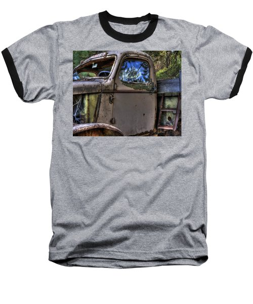 Wrecking Yard Study 4 Baseball T-Shirt