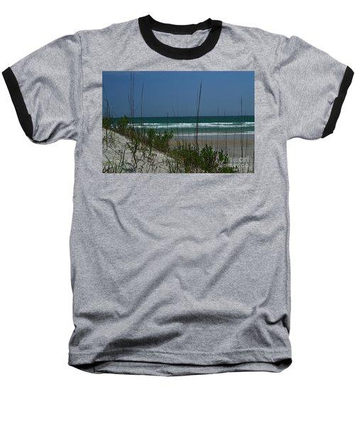 Wrightsville Beach North Dunes Baseball T-Shirt